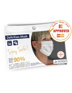 DeltriGex Masks - Pack 5