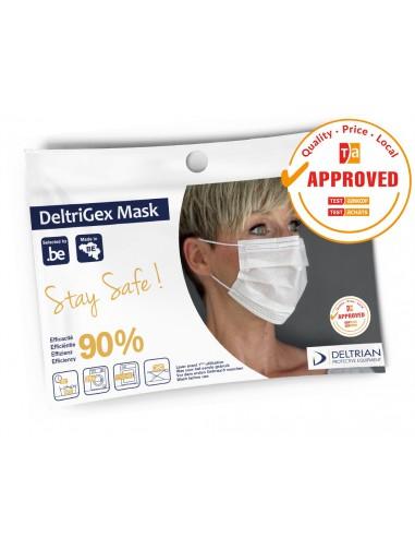 DeltriGex Masks - Pack 5
